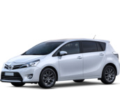 Listino Toyota Verso