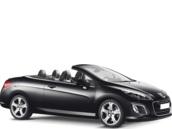 Listino Peugeot 308 CC