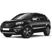 Listino Renault Koléos