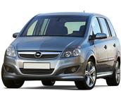 Listino Opel Zafira