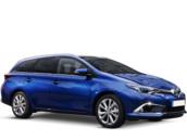 Listino Toyota Auris Touring Sports