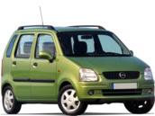 Listino Opel Agila