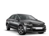 Listino Citroën C-Elysée