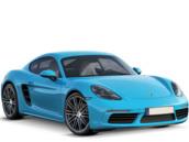 Listino Porsche 718 Cayman