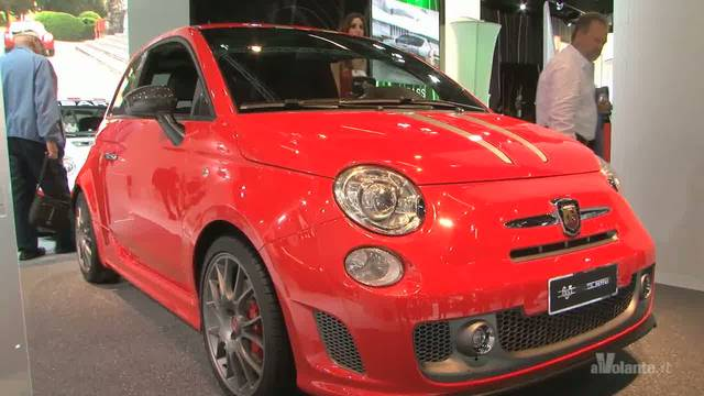L Abarth 695 Tributo Ferrari E Gia Ordinabile