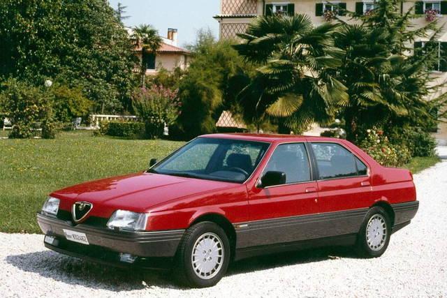Montezemolo un errore non cedere l 39 alfa romeo alla ford for Alfa romeo prossime uscite