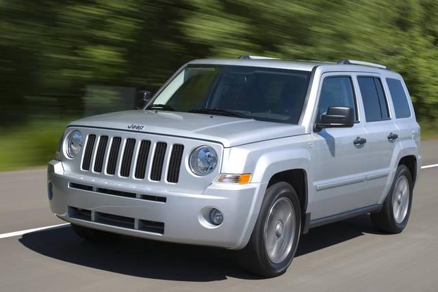 nuovo 2 2 diesel da 163 cv per la jeep patriot. Black Bedroom Furniture Sets. Home Design Ideas