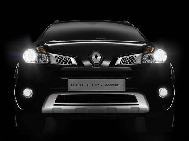 Renault kol os bose serie speciale per gli amanti della - Impianto bose casa ...