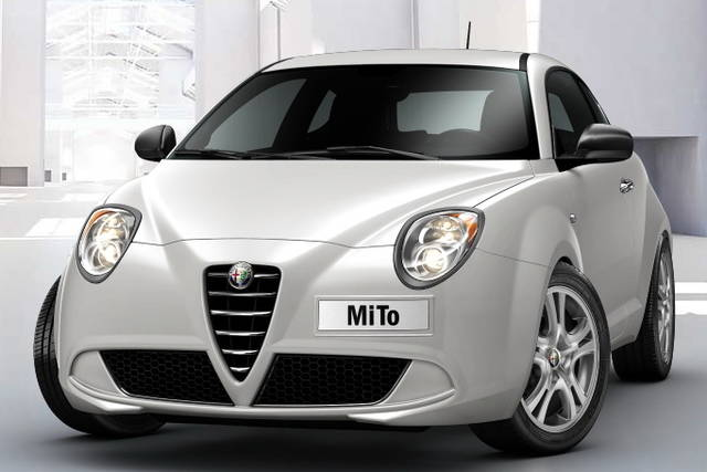 l 39 alfa romeo mito diventa super. Black Bedroom Furniture Sets. Home Design Ideas