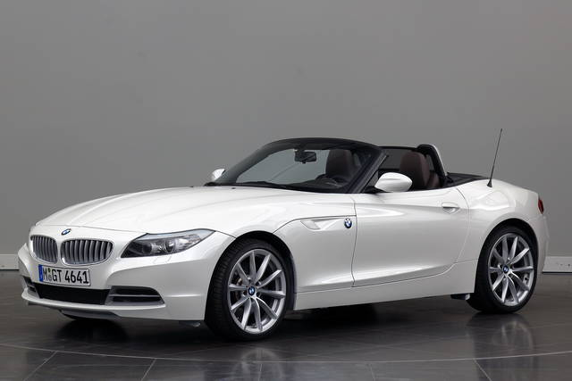 Bmw Z4 Sdrive20i Nuovo 2 0 Turbo Da 184 Cv