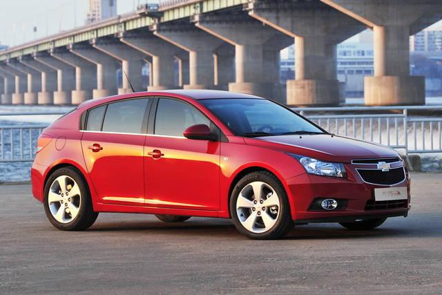 Iniziano le vendite della Chevrolet Cruze Hatchback
