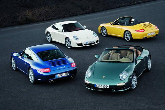 Le molte facce della Porsche 911 ef3b1910ec7a