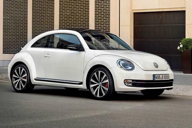 Annunciati i prezzi della nuova Volkswagen Maggiolino