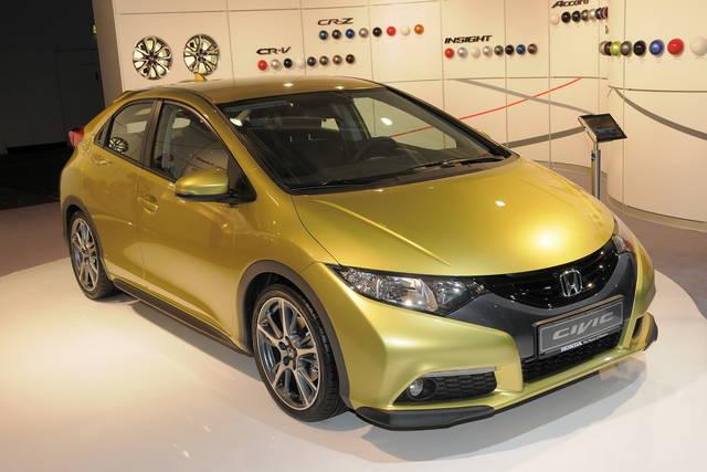 I prezzi della nuova Honda Civic