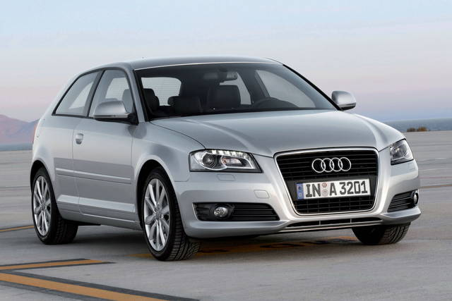 Pacchetto Limited Edition per le Audi A3