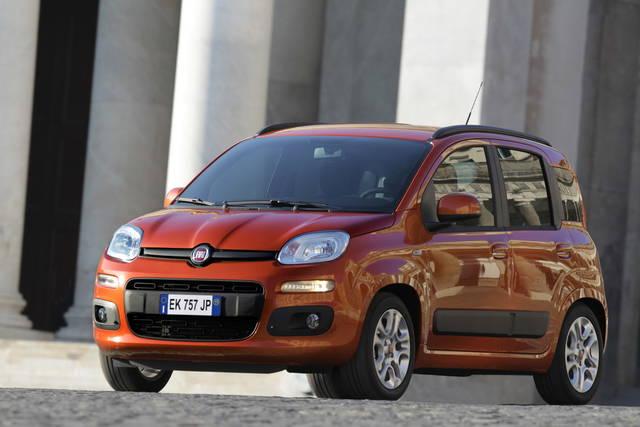 Tutti i prezzi della nuova Fiat Panda on