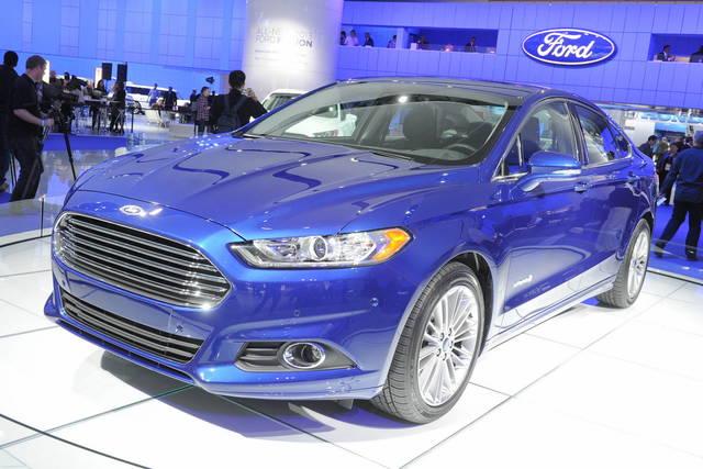 La Ford Fusion in Europa sarà la nuova Mondeo