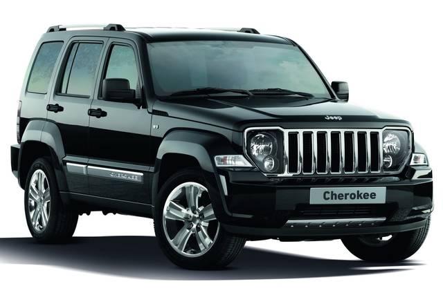 overland la jeep cherokee lussuosa. Black Bedroom Furniture Sets. Home Design Ideas