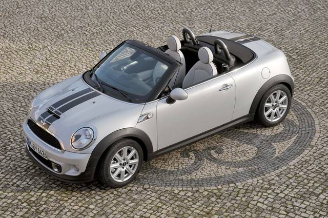 Mini Roadster: si scopre solo a mano