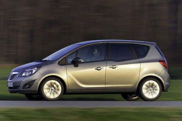 Opel Astra e Meriva: arrivano le versioni GPL-Tech