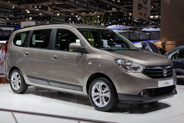 Dacia Lodgy: tanto spazio, piccolo prezzo