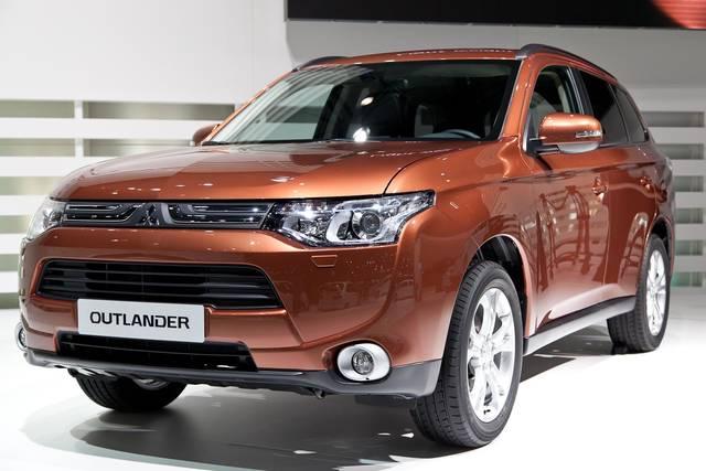 Mitsubishi Outlander: tutta nuova entro fine anno