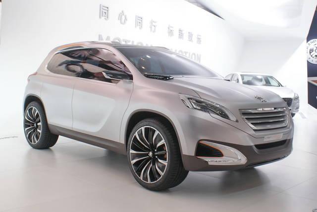 Un assaggio della Peugeot 2008
