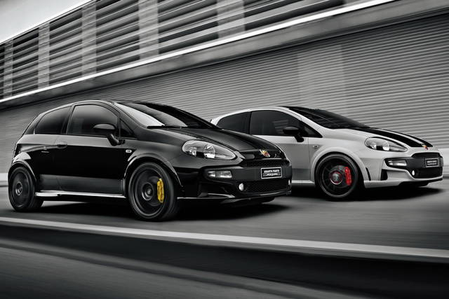 Abarth: arriva la Punto Supersport