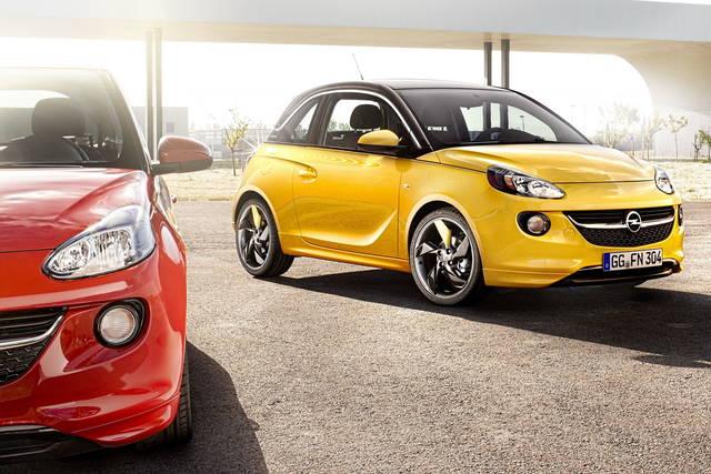 Opel Adam: tutti i dettagli e le foto