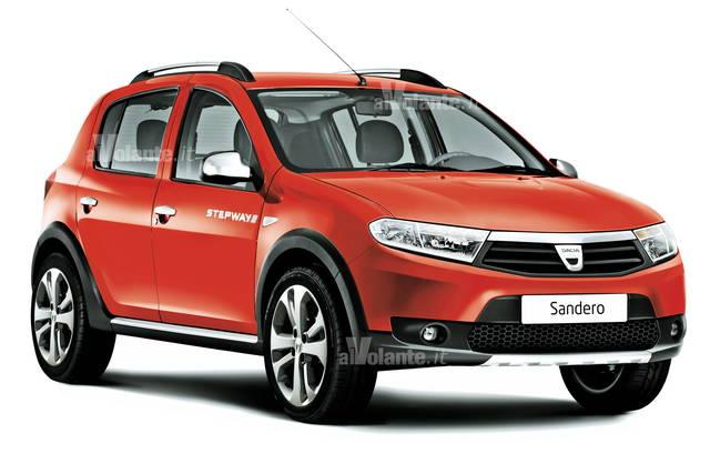 Debutto a breve per la nuova Dacia Sandero