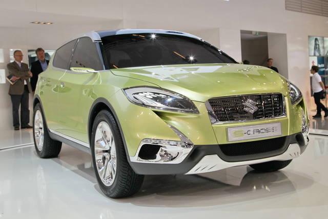 Suzuki S-Cross: la Qashqai nel mirino
