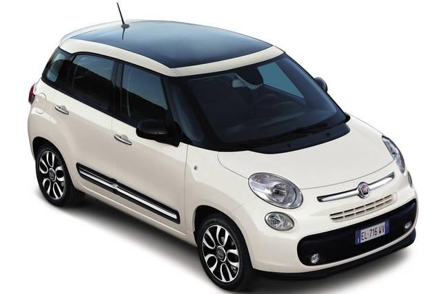 In Vendita La Fiat 500l Panoramic Edition