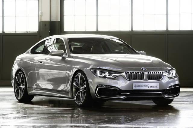 Finalmente è BMW Serie 4 Coupé