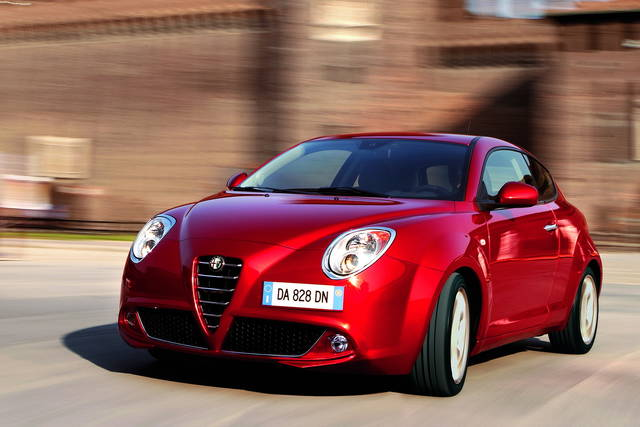 l 39 alfa romeo mito diventer una crossover. Black Bedroom Furniture Sets. Home Design Ideas