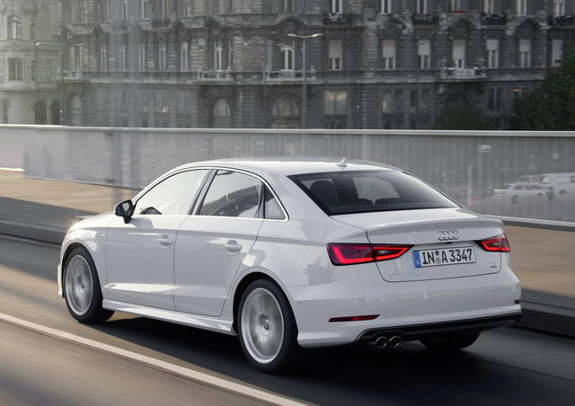 È già ordinabile l'Audi A3 Sedan