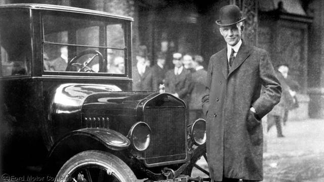 Buon compleanno Henry Ford