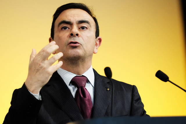 Carlos Ghosn (fonte: Renault)