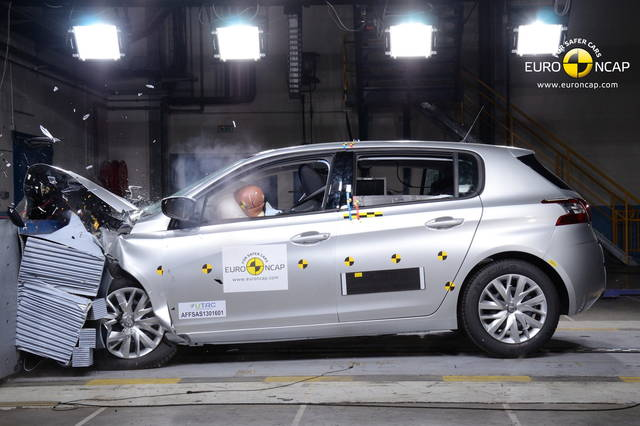 Crash test EuroNCAP: 11 auto sotto la lente