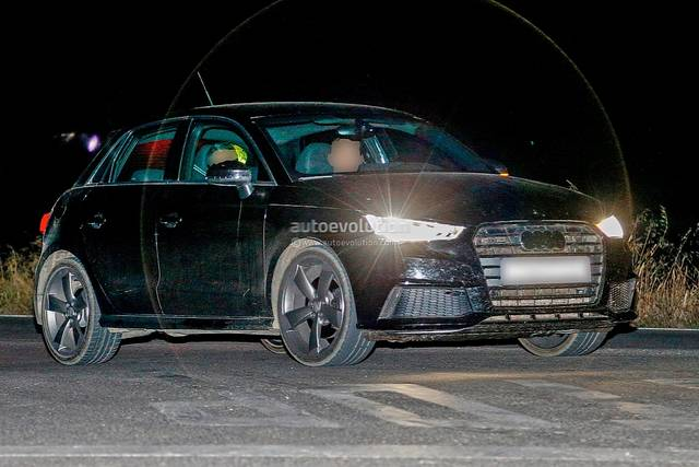 Audi S1, debutto con restyling