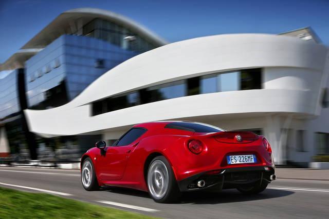 Alfa romeo nuove anticipazioni sul piano di rilancio for Alfa romeo prossime uscite