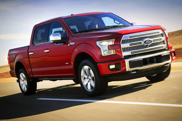 Ford F-150, il best seller si rinnova