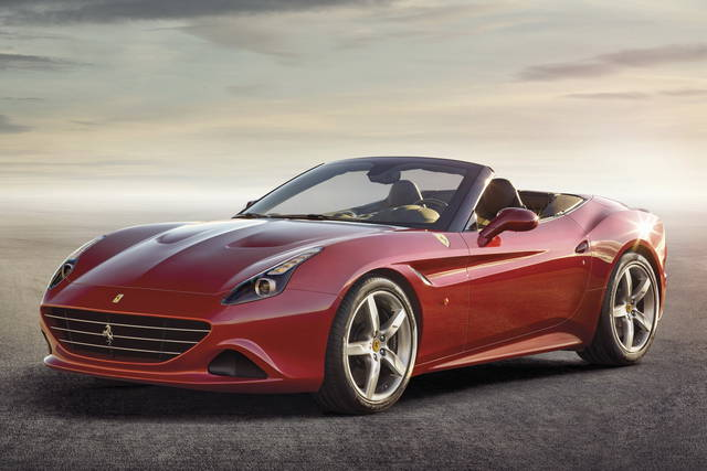 Ferrari California T: vai con il turbo