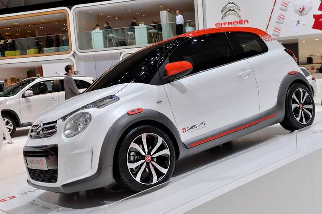 Citroën C1: ecco i prezzi