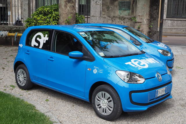 Car sharing: a Milano arriva Twist