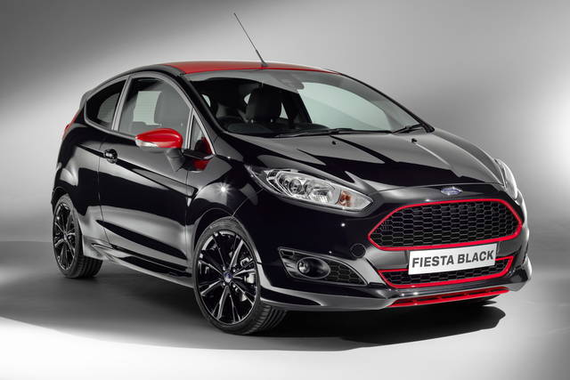 Ford Focus St Line Forum >> Ford Fiesta Red e Black Edition: 140 CV dal 1.0 EcoBoost
