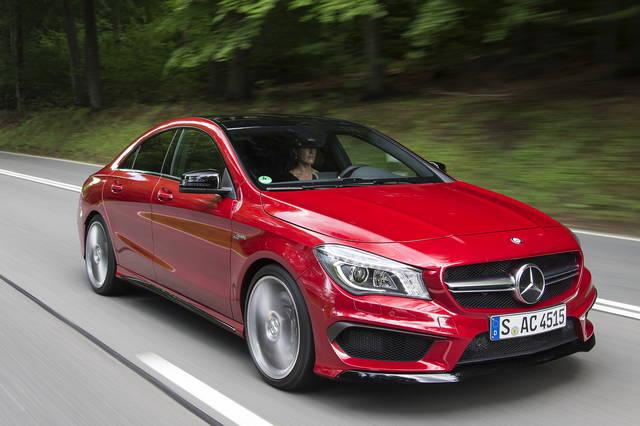 Mercedes CLA: già 100.000 vendute