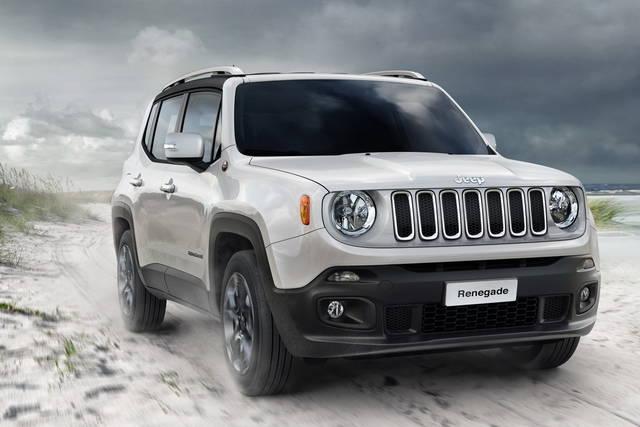 Jeep Renegade: diffusi i prezzi