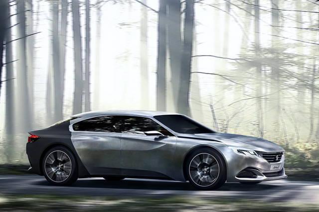 Peugeot Exalt: fa il bis a Parigi