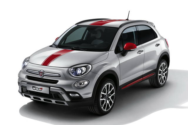 Fiat 500x gli accessori firmati mopar for Accessori firmati