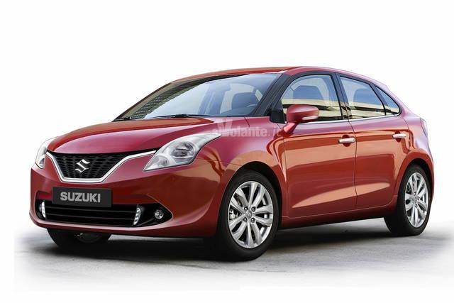 Suzuki: a fine 2015 una nuova utilitaria